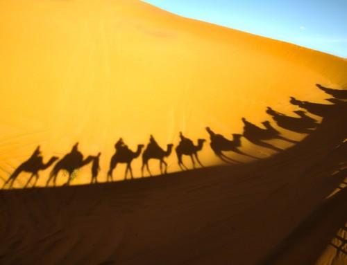 Kulinarično potovanje po Maroku
